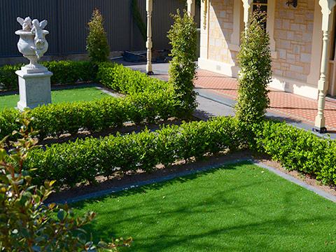 Garden design projects adelaide garden design solutions for Courtyard landscaping adelaide