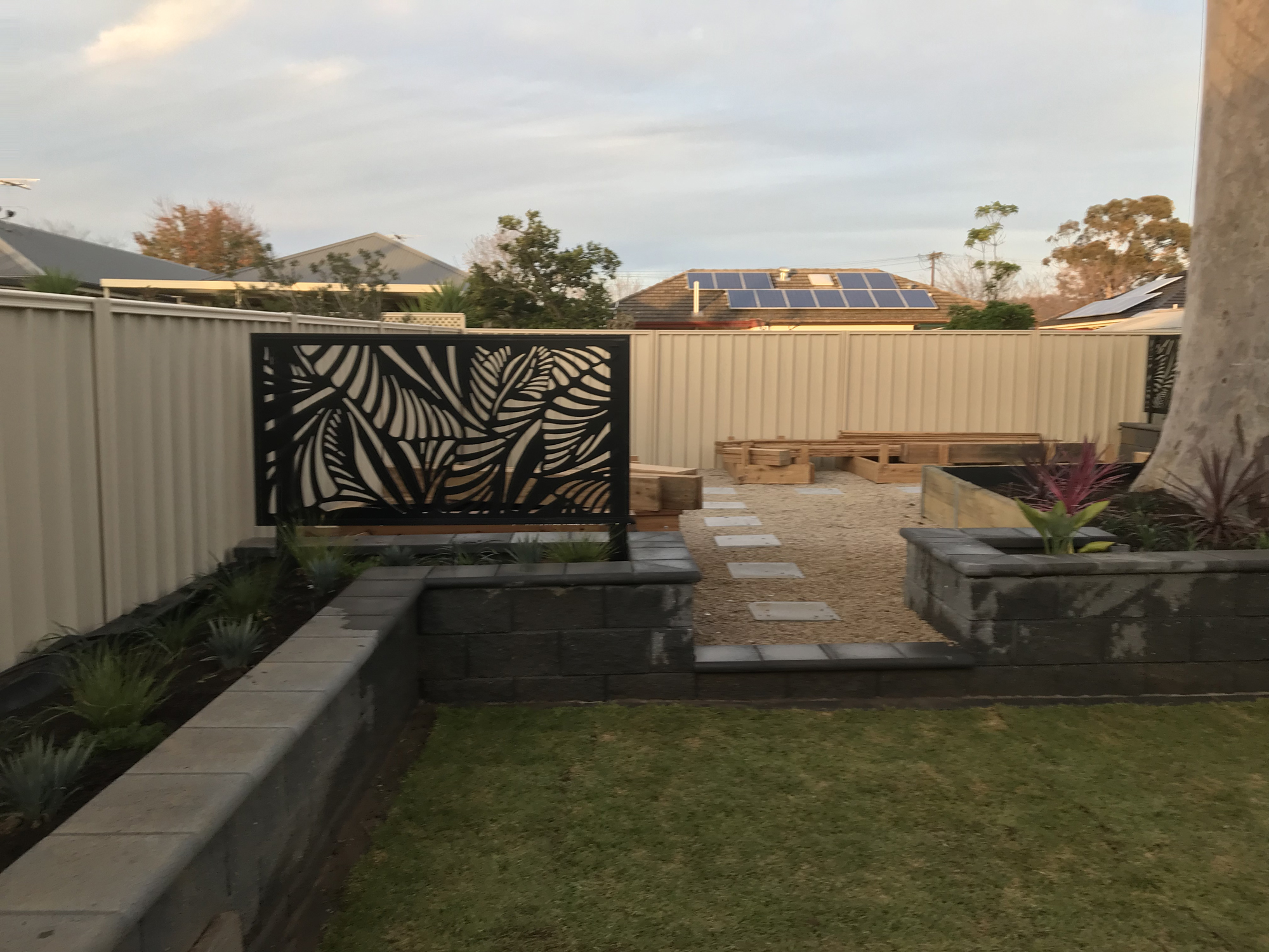 Edwardstown - Garden Design Solutions