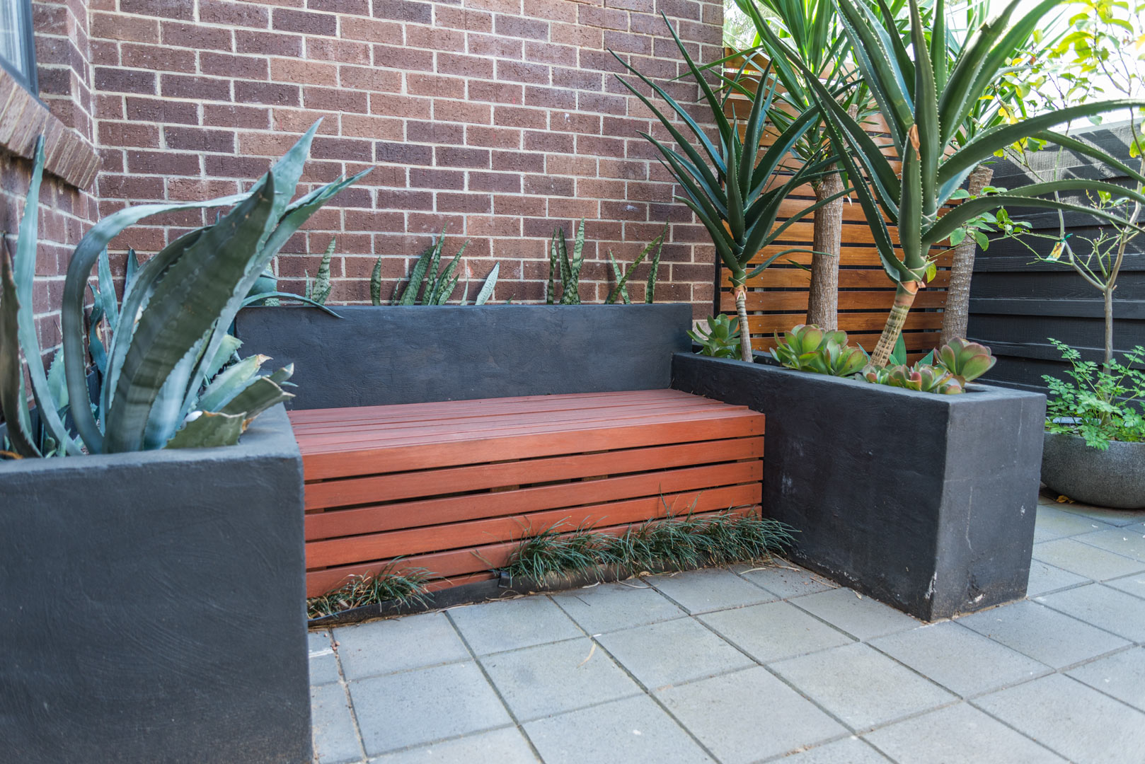 Private & Functional Courtyards Adelaide   Garden Design ...